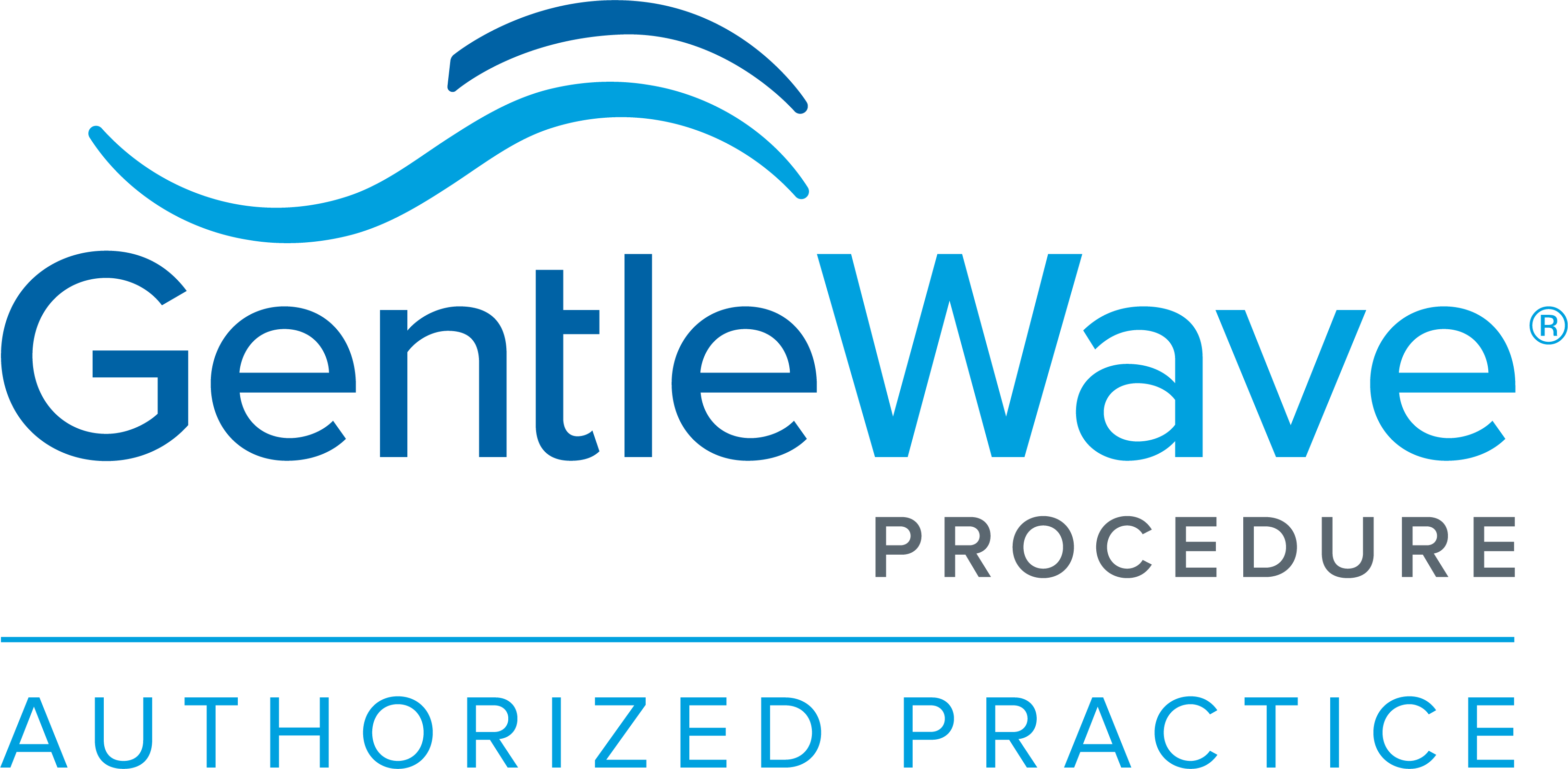 gentlewave_authorized_practice_logo